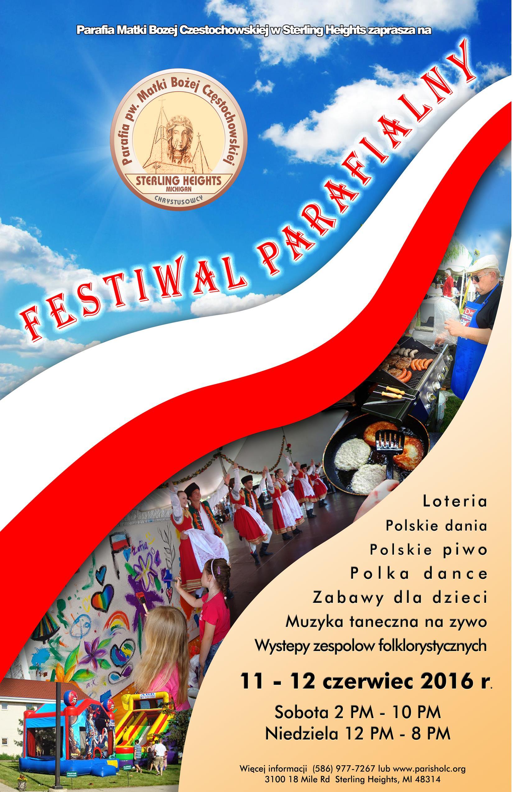 FESTIWAL 2016